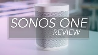Sonos One Review - The smart speaker to beat