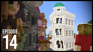 Hermitcraft 8: Episode 14 - THE GRIANGOTTS BANK