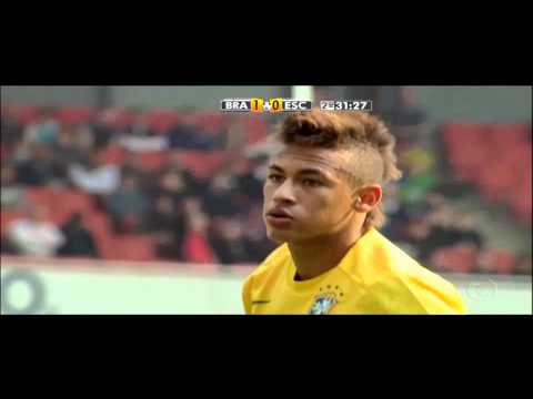 Neymar Jr. - Goals&Skills - 2011 - HD