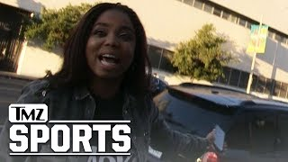 Jemele Hill Says Jamie Foxx 'Unnecessarily' Made ESPN Host Look Bad | TMZ Sports