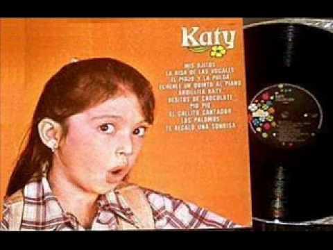 KATY ► Remix: El Chimuelo, Mis Ojitos y Ardillita Katy (JUGUEMOS A CANTAR)