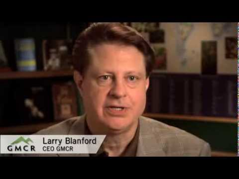 GMCR - Recruiting, CEO Larry Blanford