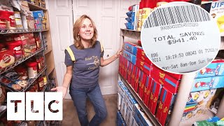 Woman Is Such An Extreme Couponer That She Has TWO Coupon Storage Units | Extreme Couponing