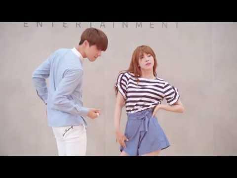 [1%의 어떤 것]_지수&수정 DANCE PRACTICE