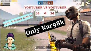 KAR98K PART 2 (YOUTUBERS VS YOUTUBERS) #iRushClan