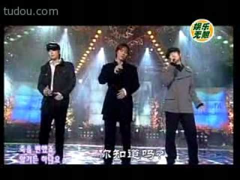 [Live] Group S ~ Love Is  (with chi subs)中字