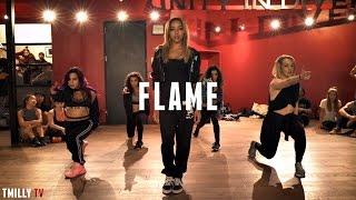 Tinashe - Flame - Choreography by Jojo Gomez - Filmed by @TimMilgram
