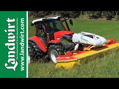 Neues Landwirt.com Video zum neuen Frontmähwerk NOVACAT ALPHA MOTION MASTER
