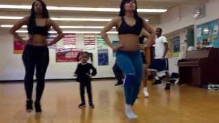 2latka tańczy do Beyonce!