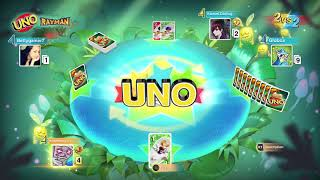 Uno - I Have A Love/Hate Relationship With The AI