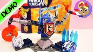 Nexo Knights Lego Nederlands Ridder van de toekomst – Ultimate Clay met 3 Nexo-krachten