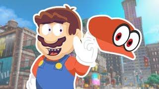 Super Mario Odyssey Parody (Animation)