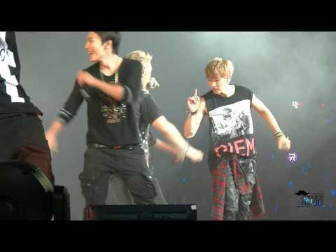 130914 SS5 Guangzhou Go & Shake it up Eunhyuk Focus