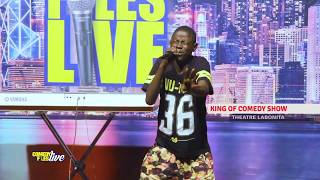 NEW: THIS BOY WILL MAKE YOU LOVE GHETTO KIDS. COMEDY FILES UGANDA 2019