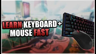 IMPROVE on Keyboard and Mouse FAST in Apex Legends with These Tips!! (Season 7 Guide)