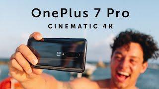 OnePlus 7 Pro CINEMATIC Video Test | 4k Tulum