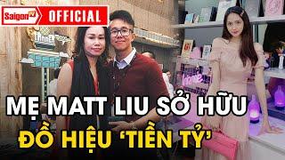 Mẹ Matt Liu khiến Hương Giang 'TRẦM TRỒ' với BTS đồ hiệu hơn nửa tỷ