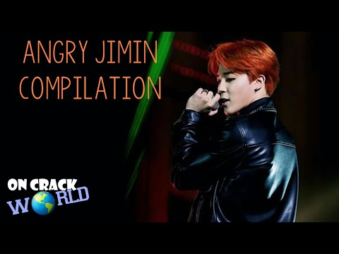 BTS | ANGRY JIMIN COMPILATION