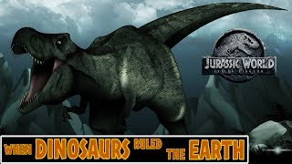 """Earth Could Become A True """"Jurassic World"""" ? 