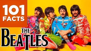 101 Facts About The Beatles