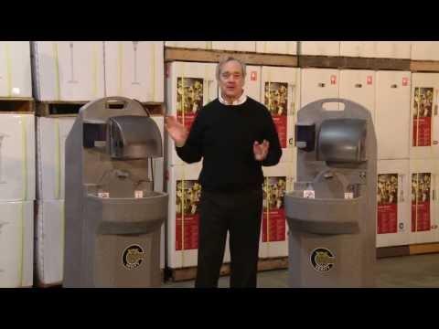 Crown Verity Inc. - Portable Economy Sinks