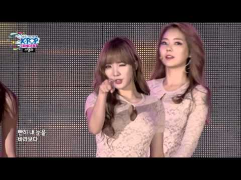 (2015 K-POP in Incheon ) Stellar - Vibarato (스텔라 - 떨려요)