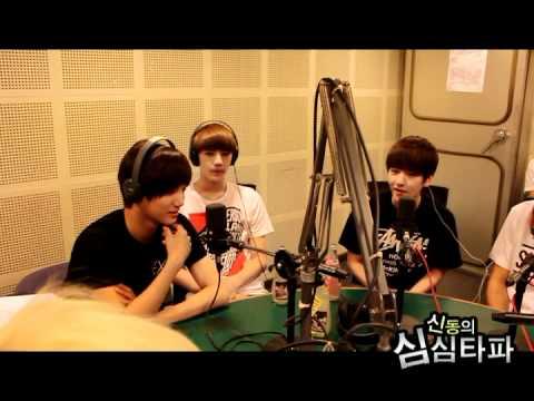 20120621 신동의 심심타파 / EXO-K 보여줄까말까 라디오 2편