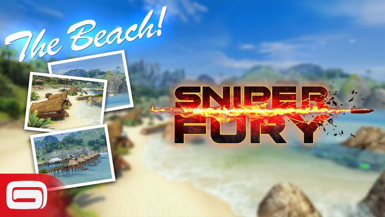 เล่น Sniper Fury on PC 2