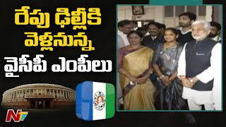 YSRCP MPs to meet LS Speaker tomorrow seeking Raghurama Kr..