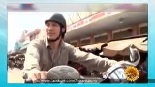 Thăm nhà diễn viên, người mẫu Thanh Trúc - 7 Ngày Vui Sống [VTV9 – 29.01.2015]