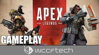 Apex Legends PS4 Pro Gameplay