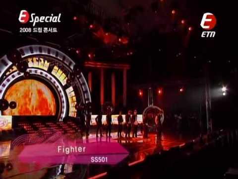 SS501 Deja Vu, Fighter,  Song For You