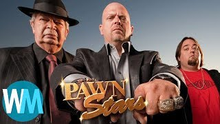 Top 10 Coolest Items Brought in on Pawn Stars