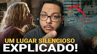 UM LUGAR SILENCIOSO - FINAL EXPLICADO - Com spoilers (A Quiet Place - Breakdown)