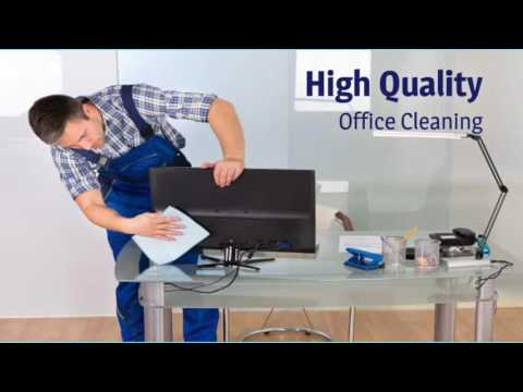 Commercial Cleaning Services in Scotland