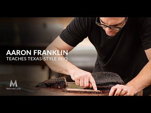 MasterClass Heats Up Culinary Catalog with Addition of James Beard Award-Winning Pitmaster Aaron Franklin