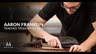 Aaron Franklin Teaches Texas-Style BBQ   MasterClass Official Trailer