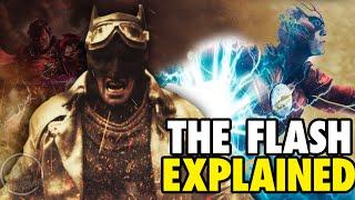 The Flash Cameo Explained - Batman v Superman