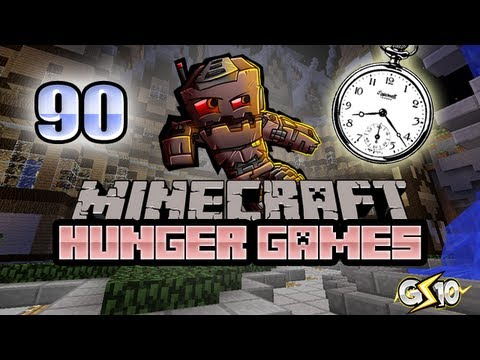 Minecraft Hunger Games W/ Graser! Game 90 - Nice Enchants! - Smashpipe Film