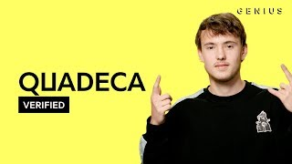 """Quadeca """"Uh Huh!"""" Official Lyrics & Meaning 