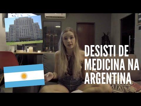 DESISTI DE MEDICINA NA ARGENTINA(UBA)