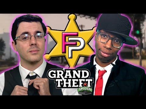 FASHION POLICE CLEAN UP GTA (Grand Theft Smosh)
