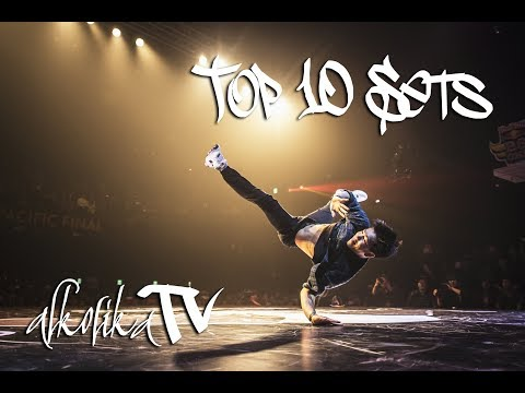 BBOY ISSEI - Top 10 Sets