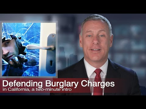 323-464-6453  More burglary legal info: http://www.losangelescriminallawyer.pro/burglary-penal-code-459-pc.html  Call for a free consultation with the Kraut Law Group 24 hours-a-day, seven days-a-week, for help with your burglary legal case.  Attorney Michael...