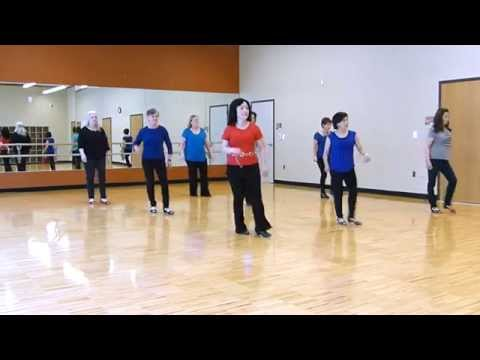 Pull The Trigger - Line Dance (Demo & Teach in Chinese 中文教學)