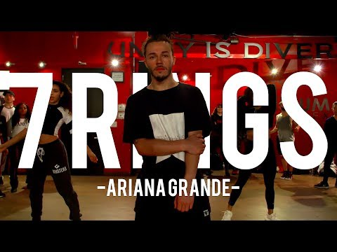 Ariana Grande - 7 rings | Hamilton Evans Choreography