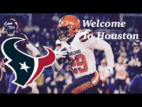 Duke Johnson Welcome to Houston Career Highlights