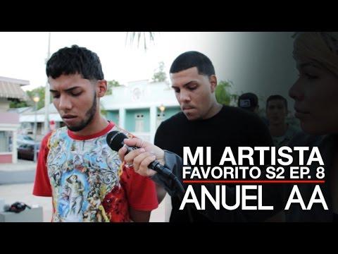 Mi Artista Favorito: Anuel AA La Parodia (S2 E8)