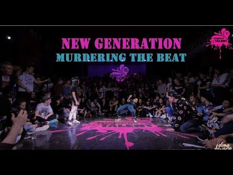 INSANE DANCE ROUNDS | New Generation Edition| Kida,Lil Blade,Rubix,Joris and more