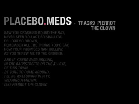 Placebo - Pierrot The Clown Instrumental [9/13]